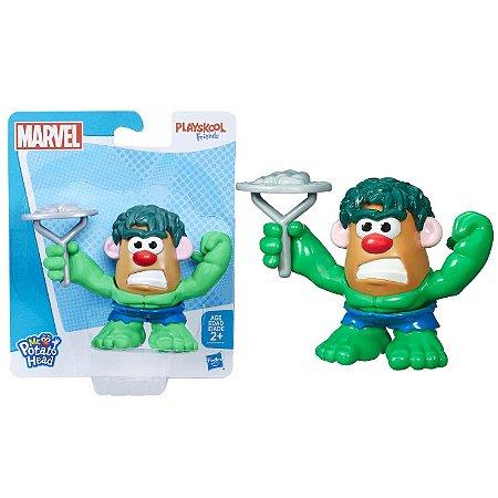 Boneco Mr Potato Head Mashup Marvel Hulk Hasbro A7283