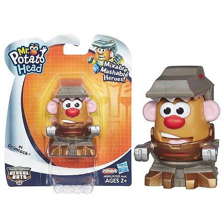 Boneco Mr Potato Head Mashup Transformers Grimlock A7281