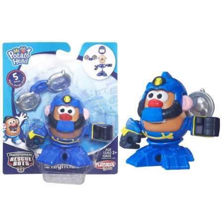 Boneco Mr Potato Head Mashup Transformers Hightide A7281