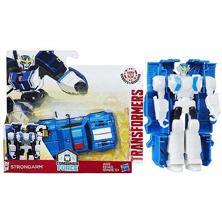 Novo Transformers Combiner Force Stromgarm Hasbro B0068