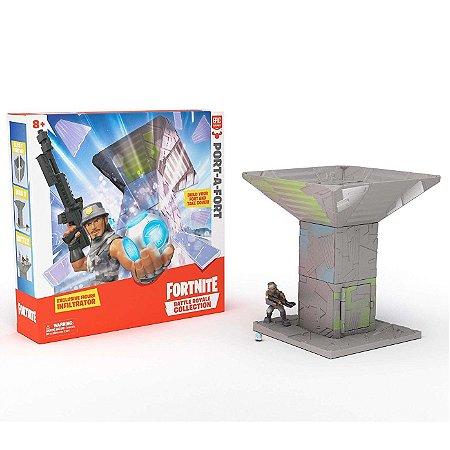 Brinquedo Fortnite Battle Royale Forte Port a Fort Fun 84709