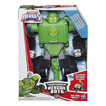 Boneco Playskool Transformers Rescue Bots Boulder B6579