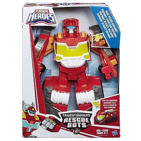 Boneco Playskool Transformers Rescue Bots Heatwave B6579