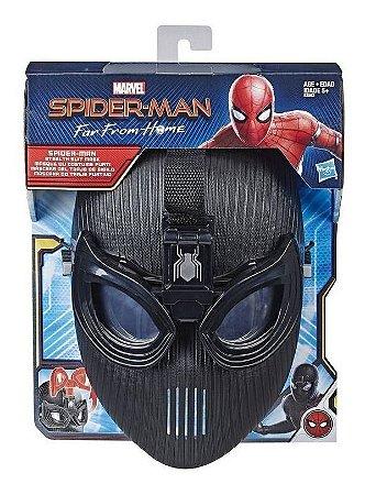Brinquedo Mascara Homem Aranha Traje Furtivo Hasbro E3563