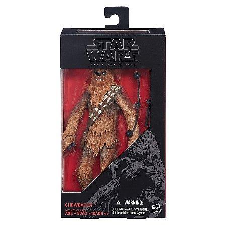 Novo Boneco Star Wars The Black Series Chewbacca B3834