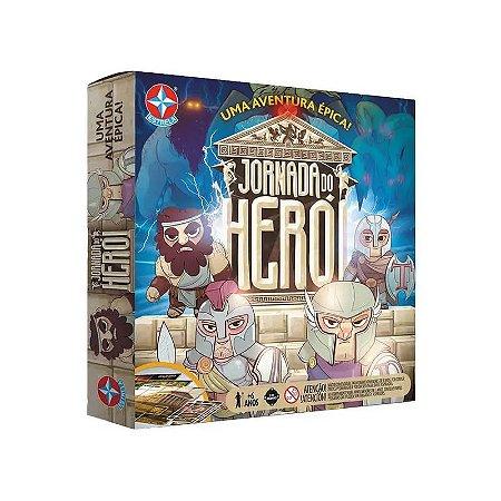 Novo Brinquedo Jogo de Tabuleiro Jornada do Heroi Estrela