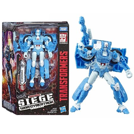 Transformers Siege War for Cybertron Trilogy Chromia E3432