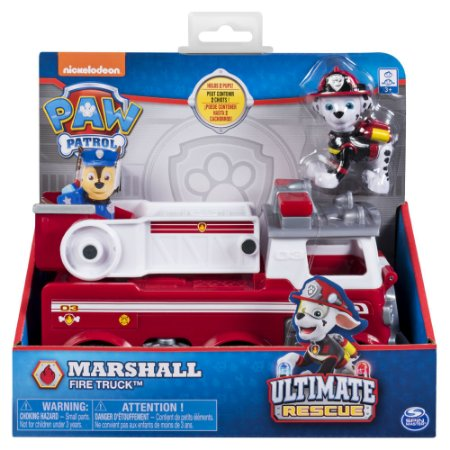 Patrulha Canina Ultimate Rescue Marshall Fire Truck 1391