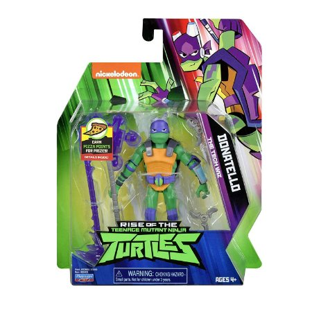 Figura de Açao As Tartarugas Ninjas Donatello Sunny 2040