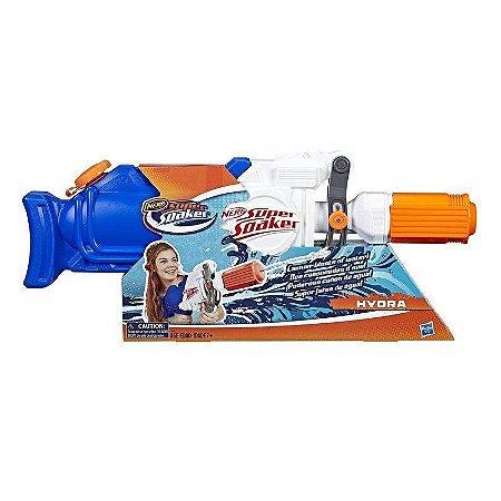 Brinquedo Novo Lançador Nerf S Soaker Hydra - Hasbro E2907