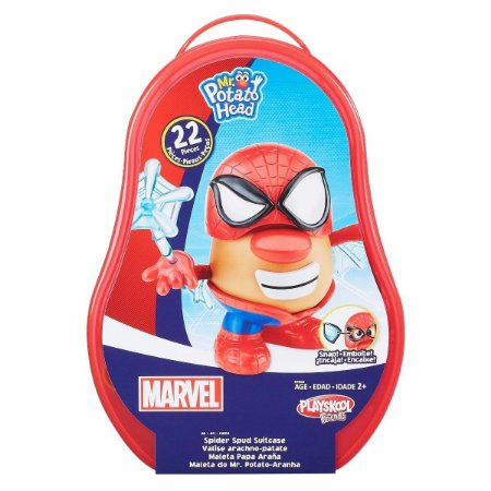 Brinquedo Maleta Sr Batata Aranha Spiderman Toy Story B9368