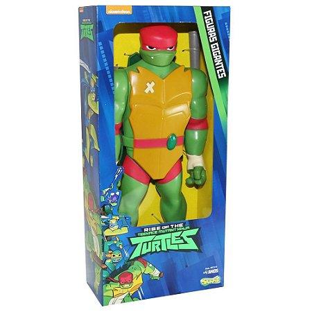 Brinquedo Figura Tartarugas Ninjas Raphael 30cm Sunny 2045