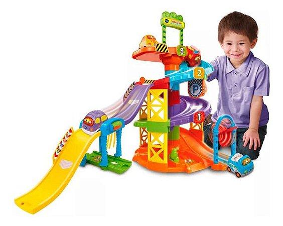 Brinquedo Toot Toot Drivers Torre De Estacionamento - Vtech
