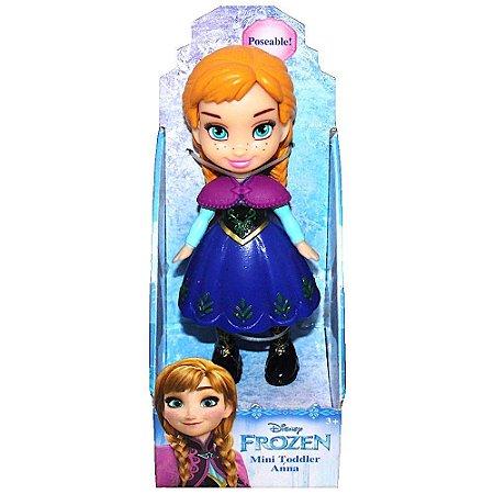 Boneca Mini Toddler Ana Frozen Disney Sunny 1262