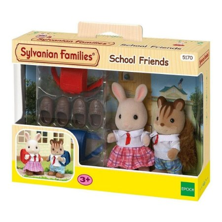 Brinquedo Sylvanian Families Amigos da Escola Epoch 5170