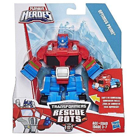Transformes Rescue Bots Figura Optimus Prime Hasbro A7024