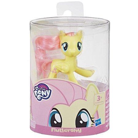 Brinquedo Mini Figura My Little Pony Fluttershy Hasbro E4966