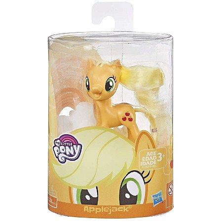 Brinquedo Mini Figura My Little Pony Applejack Hasbro E4966