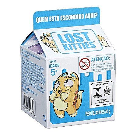 Brinquedo Figura Lost Kitties Caixinha Surpresa Hasbro E4459