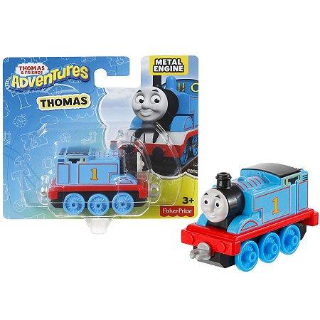 Thomas e Seus Amigos Veiculo Metal Thomas Fisher Price Dwm28