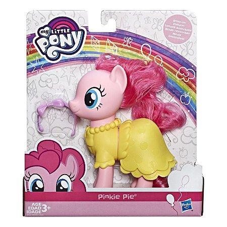 My Little Pony Dress Up Pinkie Pie e Acessorios Hasbro E5551