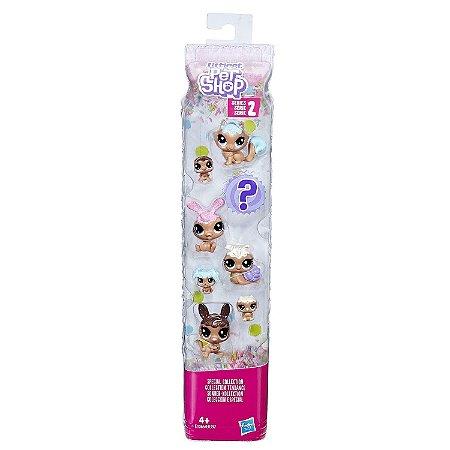 Brinquedo Littlest Pet Shop Friends Serie 2 Surpresa E0397
