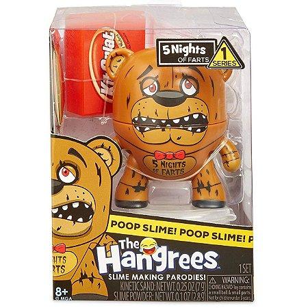 Boneco Poop Slime The Hangrees Series 1 Nights of Farts 8800
