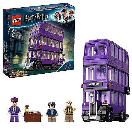 Lego Harry Potter Veiculo O Noitibus Andante 403 Peças 75957