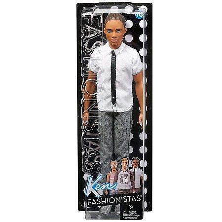 Boneco Barbie Ken Fashionista Look Modelo 10 Mattel Dwk44