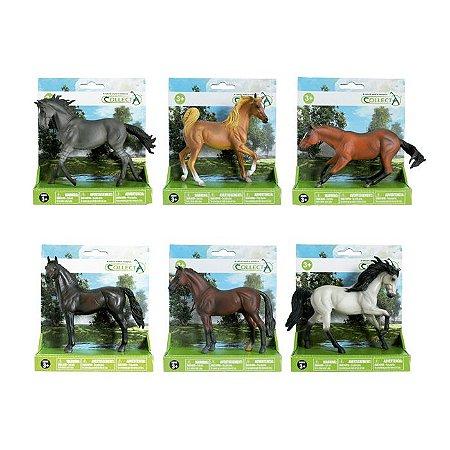 Figura Colecionável Sortida Cavalos Set 3 Collecta A1142