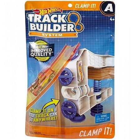Hot Wheels Track Builder System Pack de Prender Mattel Dlf01