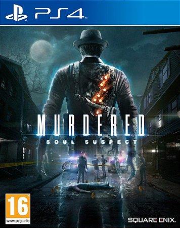 Jogo Novo Lacrado Murdered Soul Suspect Para Playstation 4