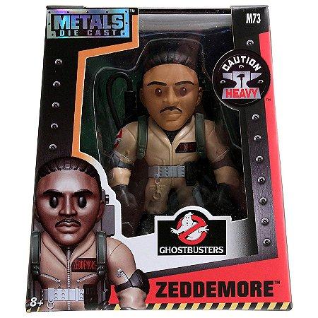 Figura Ghostbusters Jada Metal Die Cast Zeddemore M73 3872