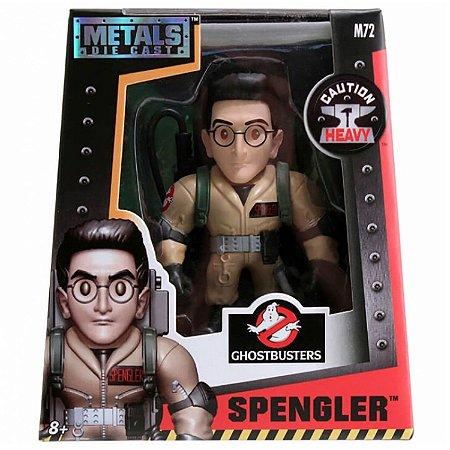 Figura Ghostbusters Jada Metal Die Cast Spengler M72 3872