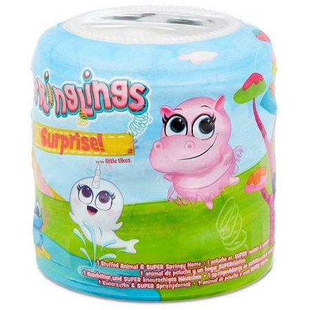 Brinquedo Pelucia Sortida Springlings Surprise Candide 9912