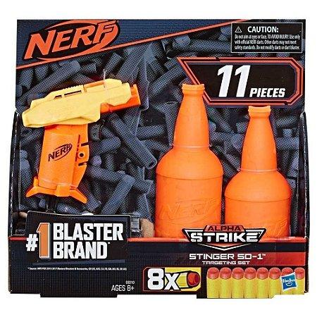 Lançador Nerf Alpha Strike Stinger SD-1 Targeting Set E8310