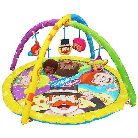 Brinquedo Tapete de Atividades Bebe Mundo Bita YesToys 20114