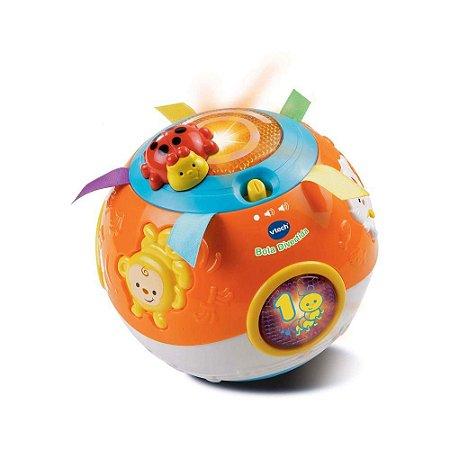 Brinquedo Infantil Bola Divertida Com Som e Luzes Vtech