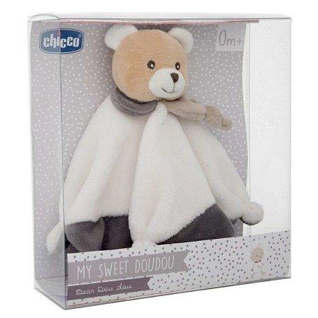 Brinquedo Pelucia Bear Ursinho My Sweet Dou Dou Chicco 58492