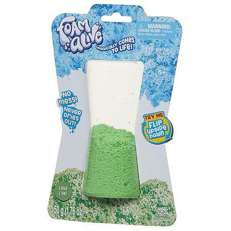 Massinha Areia de Modelar Foam Alive Cor Sortida Toyng 39841
