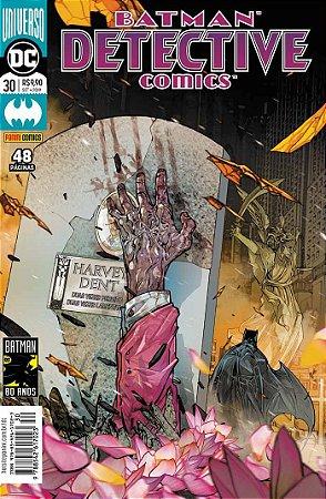 Hq Batman Detective Comics Volume 30 com 48 Paginas Panini
