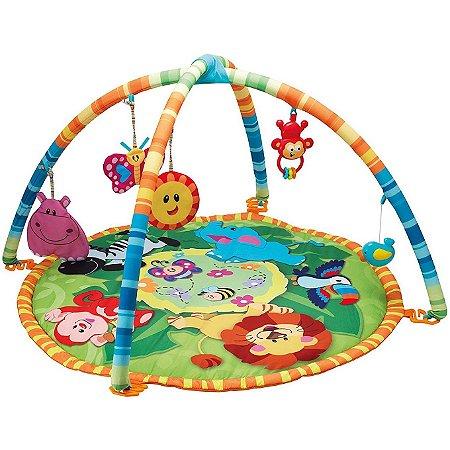 Brinquedo Tapete de Atividades Festa Selvagem da WinFun 0827