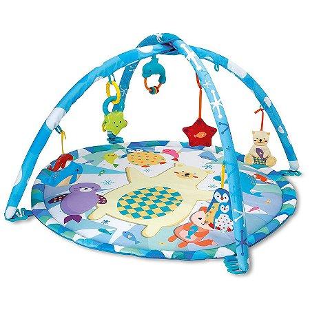 Brinquedo Tapete de Atividades Festa Polar da WinFun 0843