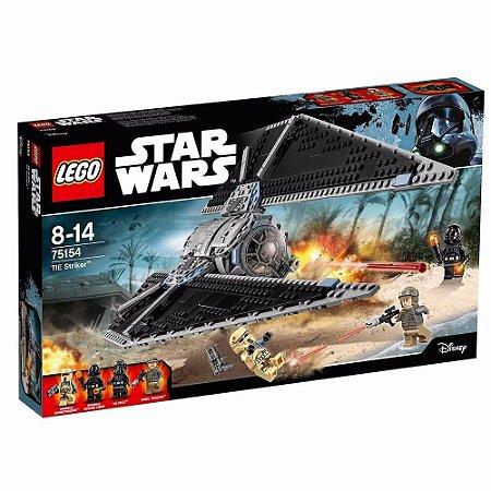 Brinquedo Novo Lego Star Wars Tie Striker Original 75154