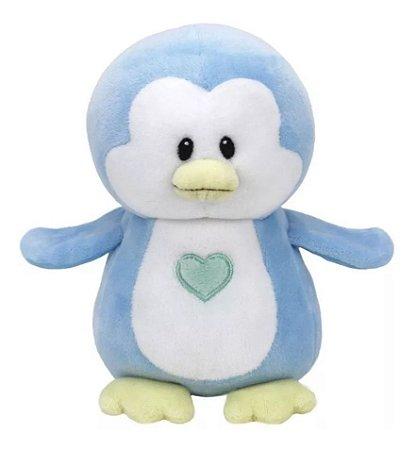 Brinquedo Pelucia Original Ty Bebe Pingum Twinkles 16cm Dtc