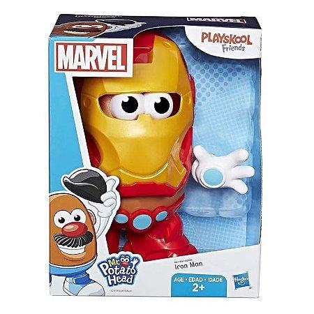 Brinquedo Boneco Mr Batata Homem De Ferro Playskool E2419