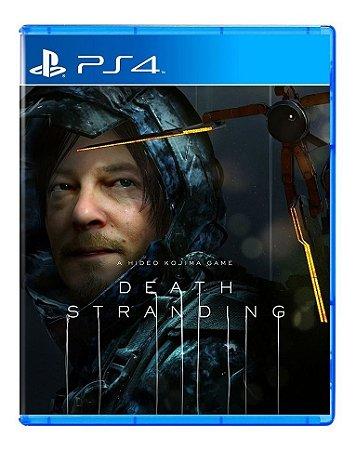 Jogo Midia Fisica Death Stranding exclusivo Ps4 Playstation