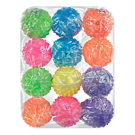 Brinquedo Bola Cravo Pequena Caixa com 12 Cores Sortida 2755