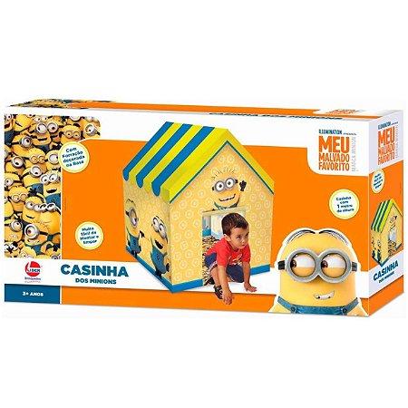 Brinquedo Casinha Infantil Minions Meu Malvado Favorito 2790