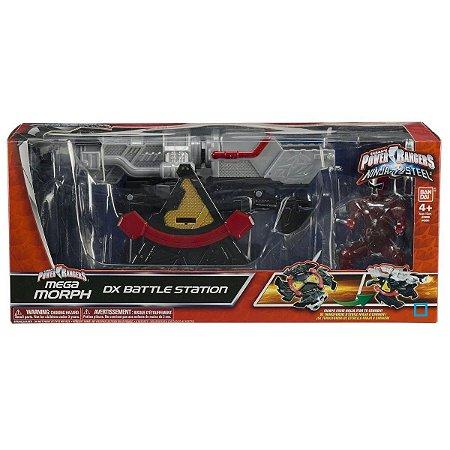 Figura Power Ranger Mega Morph Dx Battle Station Sunny 1825